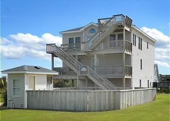 KH207- Annie's Place; 6BDRM BEAUTY W/ PRIV. POOL! - Image 1 - Kitty Hawk - rentals