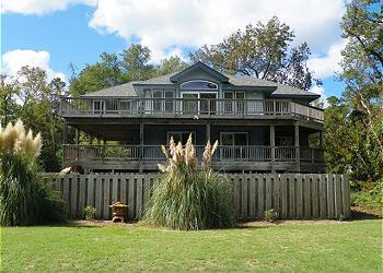 SS94- Flamingo Fancy; A TRUE CANALFRONT BEAUTY! - Image 1 - Southern Shores - rentals