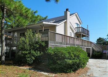 N3313- Xmarks The Spot-PRIVATE POOL & PET FRIENDLY - Image 1 - Nags Head - rentals