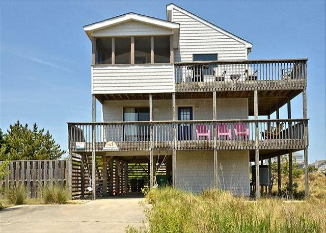 OH1213- Barefoot Babies; LOVELY INTERIOR & VIEWS! - Image 1 - Corolla - rentals