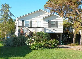 CH101- BAY HOUSE; CANALFRONT HOME W/ AMENITIES! - Image 1 - Kill Devil Hills - rentals
