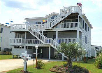 KH4004 PARADISE (FORMERLY BARNES TOO) - Image 1 - Kitty Hawk - rentals