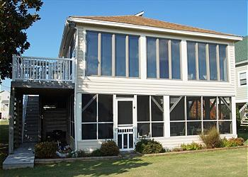 CH263- Chateau Colbert- SOUNDFRONT, 3 BEDROOM - Image 1 - Kill Devil Hills - rentals