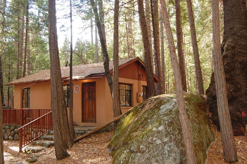 (3) Bassett Cedar Rock Cabin II - (3) Bassett Cedar Rock Cabin II - Yosemite National Park - rentals
