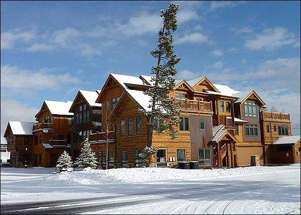 Mt. Victoria Lodge - Short Walk to Main Street - Premier Accommodations (7021) - Frisco - rentals