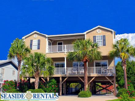 Pump House - Image 1 - Surfside Beach - rentals