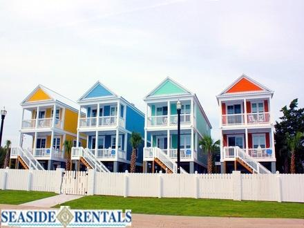 Reunion Villas 4 - Image 1 - Garden City Beach - rentals