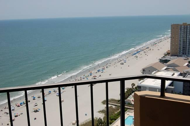 Lovely 2 Bedroom Maison Sur Mer Vacation Home with Pool - Image 1 - Myrtle Beach - rentals