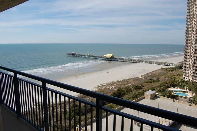 Brighton Tower 1206 - Image 1 - Myrtle Beach - rentals