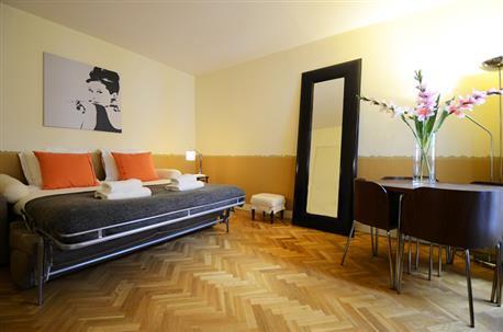 Studio Richelieu - Image 1 - Paris - rentals