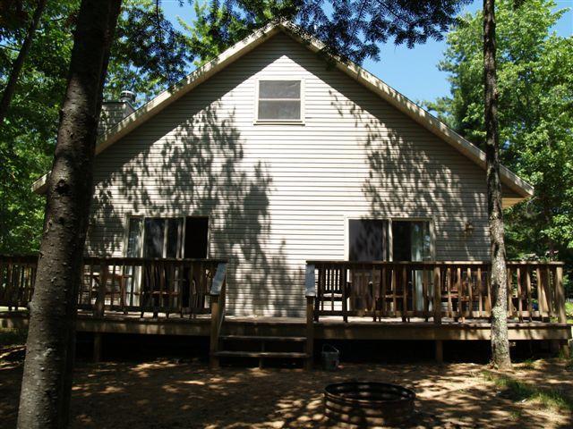 Maple Cabin at Estrold Resort - Image 1 - Manitowish Waters - rentals