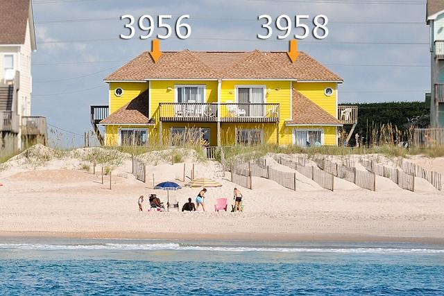 I'm on a boat! - Island Drive 3958 Oceanfront! | Pet Friendly - North Topsail Beach - rentals