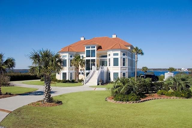Front of Home - Sailview Drive 25 Oceanview! | Internet, Community Pool, Elevator, Jacuzzi - North Topsail Beach - rentals