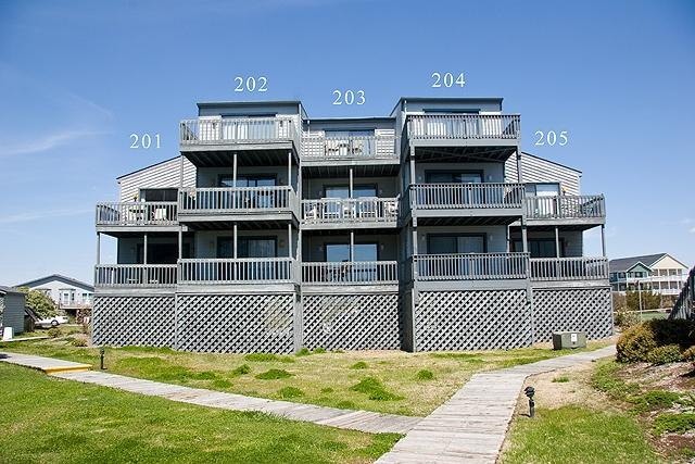 Shipwatch II - Shipwatch II 205 Oceanview! | Community Pool - North Topsail Beach - rentals