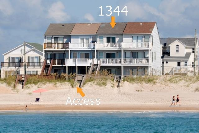 I'm on a boat! - New River Inlet Rd 1344 Oceanfront! | Internet, Jacuzzi - North Topsail Beach - rentals