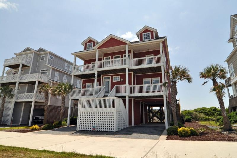 442 New River Inlet Rd - New River Inlet Rd 442 Oceanfront! | Private Pool, Hot Tub, Jacuzzi, Internet, Wedding Friendly Discounts Available- See Description!! - North Topsail Beach - rentals
