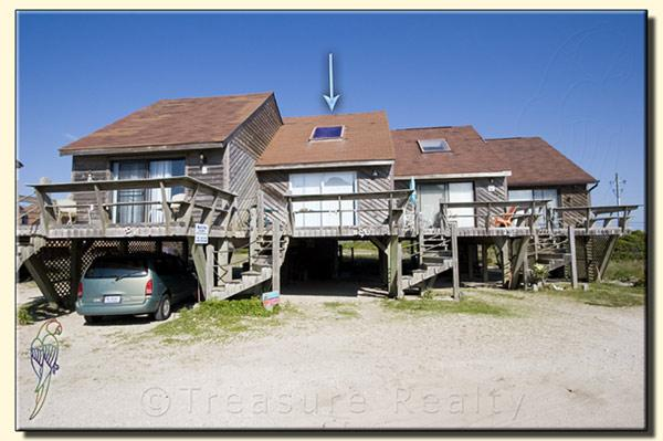 Main View - Topsail Villa 20 Oceanfront! | Beach Bungalow with easy beach access - North Topsail Beach - rentals