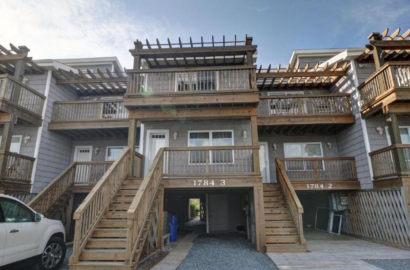 1784-3 Shipwatch - Shipwatch I 1784-3 Oceanfront! | Non Crowded Section of NorthTopsail Beach - North Topsail Beach - rentals