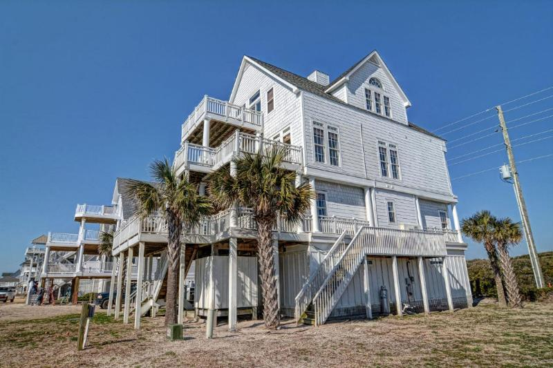 4166 Island Dr - Island Drive 4166 Oceanfront! | Internet, Community Pool, Hot Tub, Elevator, Jacuzzi, Fireplace Discounts Available- See Description!! - North Topsail Beach - rentals