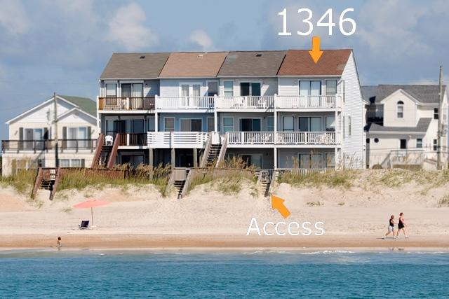 I'm on a boat! - New River Inlet Rd 1346 Oceanfront! | Internet, Jacuzzi - North Topsail Beach - rentals