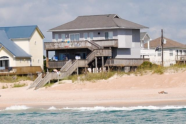 I'm on a boat! - Island Drive 2928 Oceanfront! | Pet Friendly, Internet Discounts Available- See - North Topsail Beach - rentals