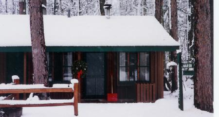 The Marsh Cabin at the Estrold Resort - Image 1 - Saint Germain - rentals