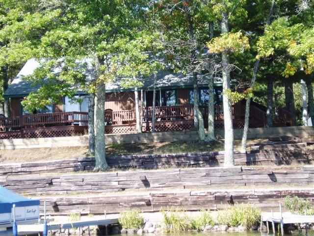 Red Oak Cabin at Estrold Resort - Image 1 - Saint Germain - rentals