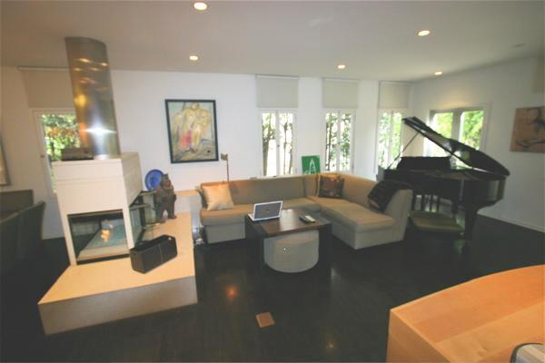 Living%20Room%20 - West Hollywood 2 Bedroom 2 Bathroom Hideaway (2683) - Los Angeles - rentals