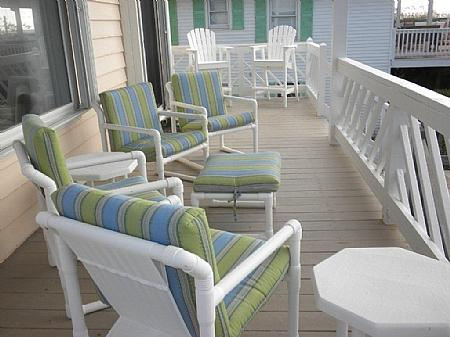 Sundeck off of living room - Irish Blues - Jupiter - rentals
