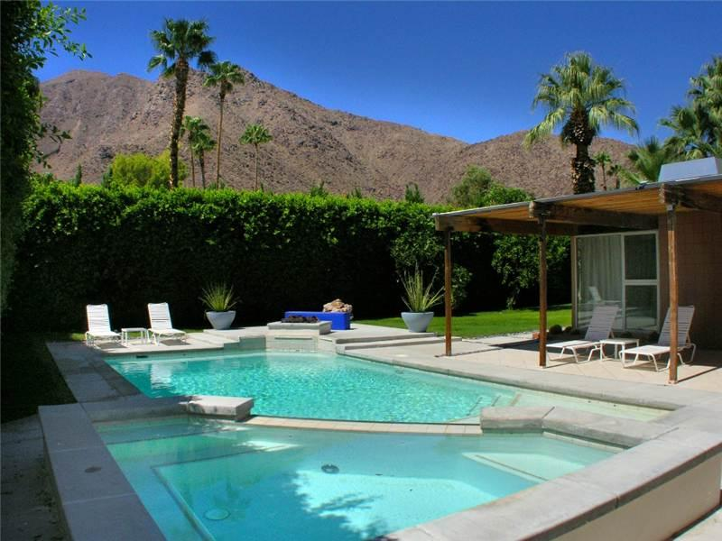 Las Palmas Rose Delight - Image 1 - Palm Springs - rentals