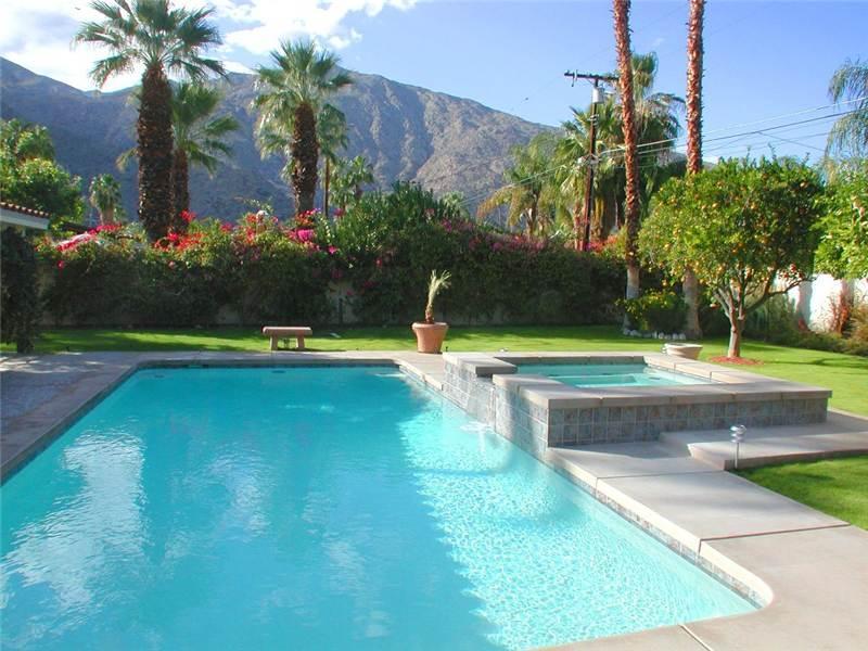 A Villa de Palmeras - Image 1 - Palm Springs - rentals