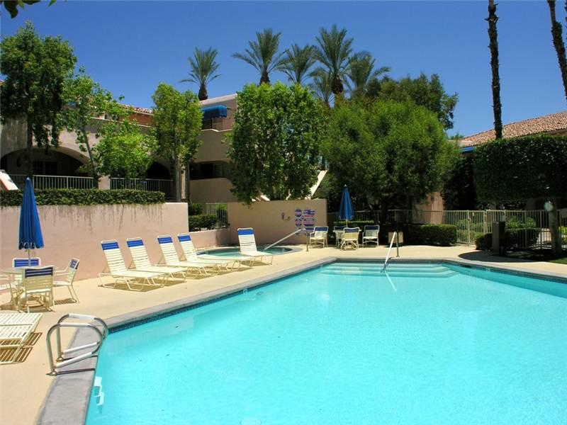 Deauville Ground Level - Image 1 - Palm Springs - rentals