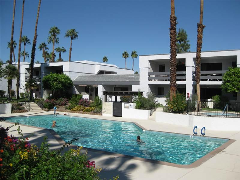 Palm Canyon Villas Escape - Image 1 - Palm Springs - rentals