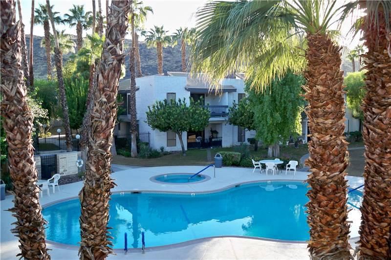 Palm Canyon Villas Comfort - Image 1 - Palm Springs - rentals