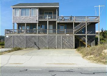 KD3114- Babe's Place; GREAT PRICED SEMI-OCEANFRONT - Image 1 - Kill Devil Hills - rentals