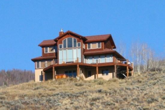 Ansels View Exterior - Ansel`s View - Picture Perfect Views! - Silverthorne - rentals