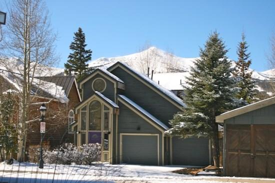 Exterior - Breckenridge Vista - Breckenridge Vista - Prime Breck Real Estate! - Breckenridge - rentals