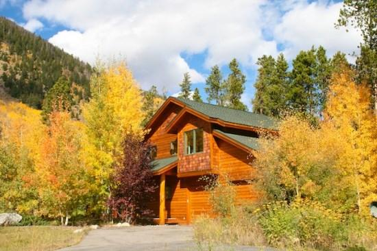 Exterior of Frisco Cedar Cabin - Frisco Cedar Cabin - Beautiful Frisco Reserve Home - Frisco - rentals