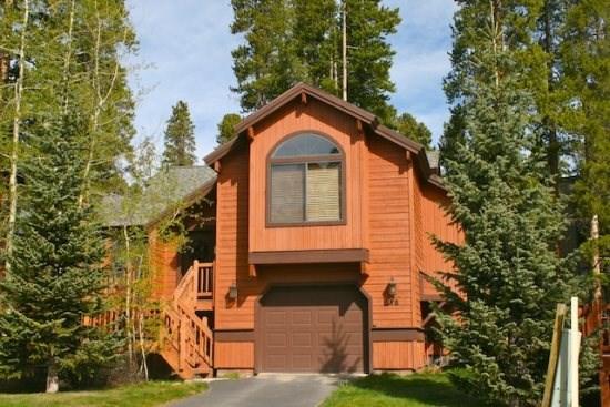 Park Forest - 218878 - Image 1 - Breckenridge - rentals