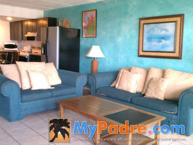 SAIDA I #202: 2 BED 2 BATH - Image 1 - South Padre Island - rentals