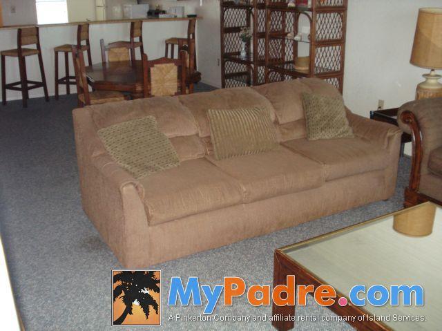 SAIDA I #502: 1 BED 2 BATH - Image 1 - South Padre Island - rentals