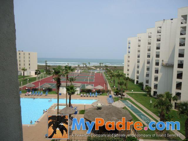SAIDA III #3502: 1 BED 2 BATH - Image 1 - South Padre Island - rentals