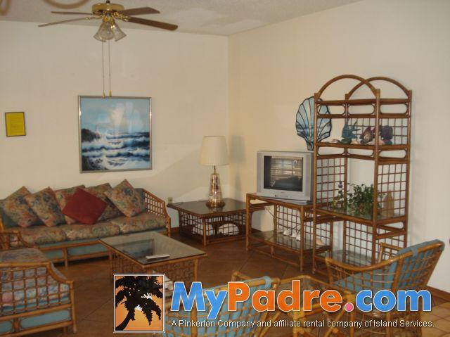 DUNES #204: 3 BED 1 BATH - Image 1 - South Padre Island - rentals