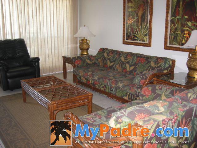 SAIDA IV #4303: 2 BED 2 BATH - Image 1 - South Padre Island - rentals