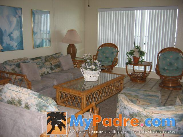 SAIDA IV #4801: 2 BED 2 BATH - Image 1 - South Padre Island - rentals