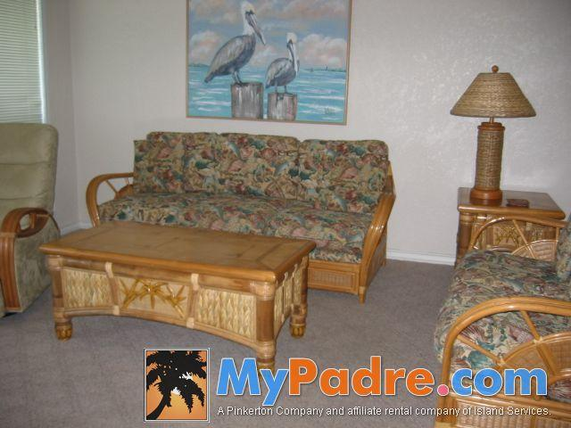 SAIDA I #205: 2 BED 2 BATH - Image 1 - South Padre Island - rentals
