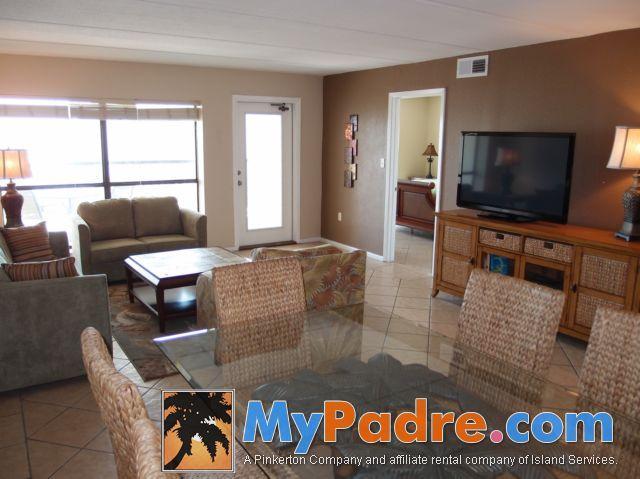 SAIDA III #3801: 3 BED 2 BATH - Image 1 - South Padre Island - rentals