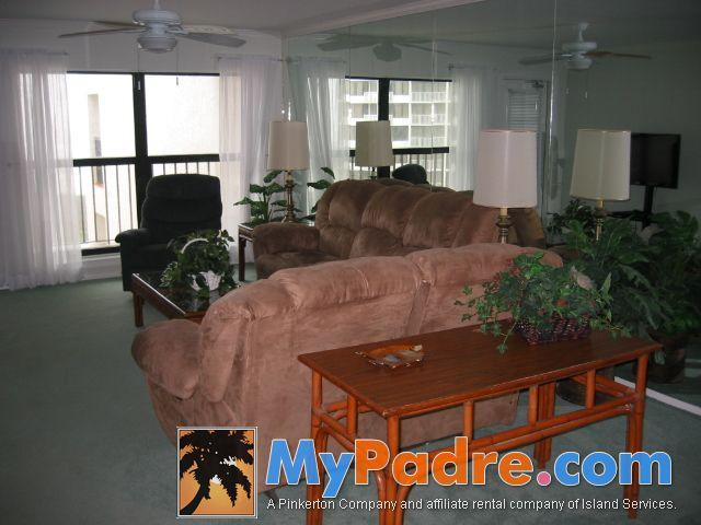 SAIDA IV #4804: 2 BED 2 BATH - Image 1 - South Padre Island - rentals