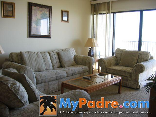 OCEAN VISTA #702: 2 BED 2 BATH - Image 1 - South Padre Island - rentals