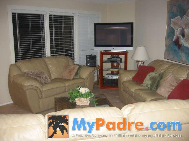 SUNTIDE I #108: 3 BED 2 BATH - Image 1 - South Padre Island - rentals